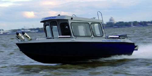 Фото Продаем катер (лодку) Trident 620 CT, Ярославль