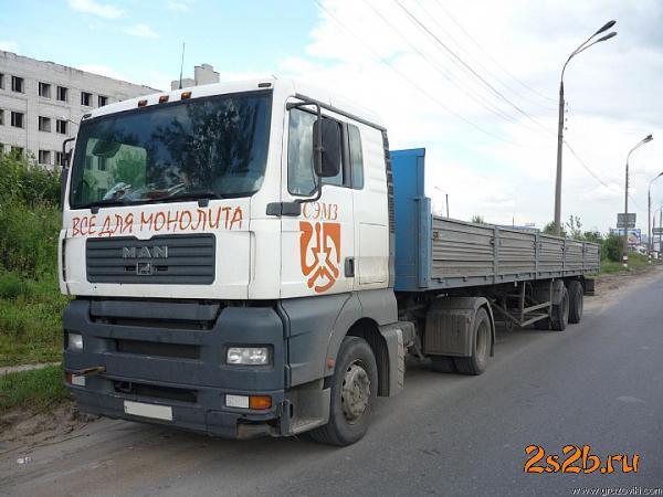 Фото ГРУЗОПЕРЕВОЗКИ от 1 до 20 тонн по Нижнему Новгороду и России., Нижний Новгород