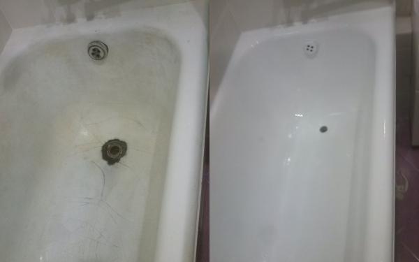 Фото Реставрация ванн акрилом в Саратове, Саратов