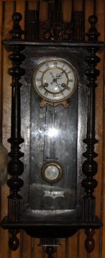 Фото Настенные часы le Roi a Paris 19в.