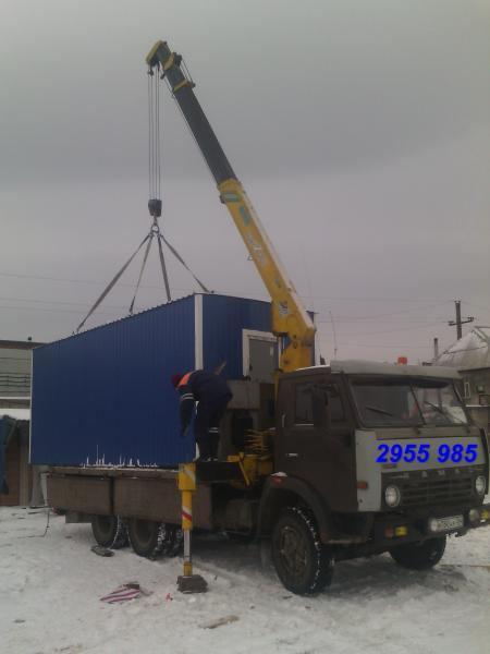 Фото Услуги воровайки камаз 10 тонн красноярск, Красноярск