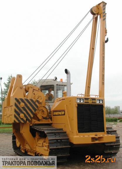 Фото Гусеничный тяжелый трубоукладчик ЧЕТРА ТГ503 г/п 50-100 тонн, Иркутск