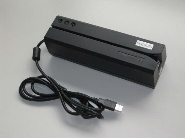 Фото Энкодеры магнитных карт MSR606 ( MSR206 / MSR605 / MSR609)